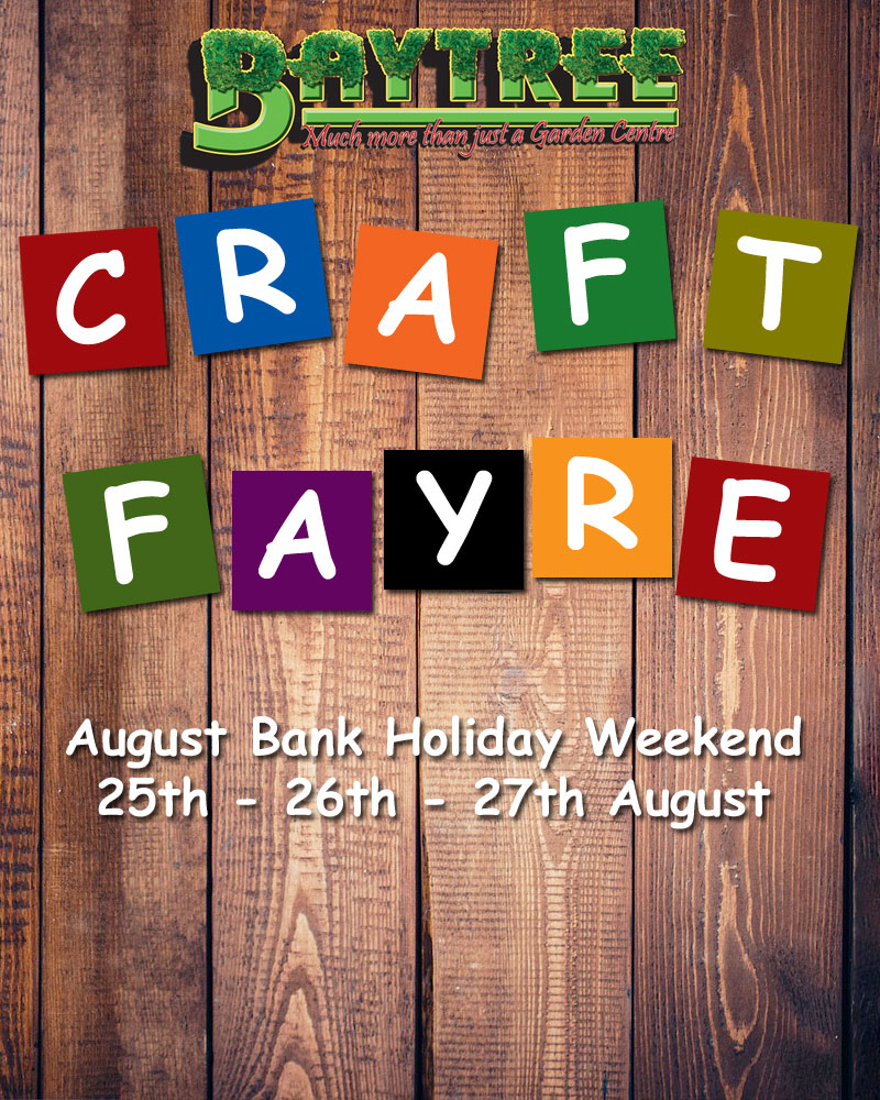 3 Day Craft Fayre
